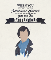 The Battlefield by my-lonely-angel