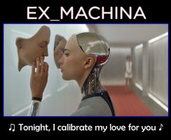 Ex Machina by Aradrath