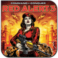 Red Alert 3 squere dockicon by HarryBana