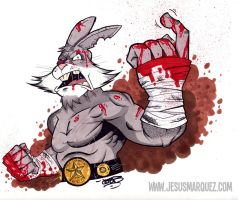 Rabbit Season by THEjesusmarquez