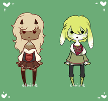 idk set adopts - CLOSED by claire-face