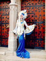 Astharoshe Asran-Trinity Blood by kanamecosplay