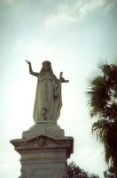 Mother Mary by galad