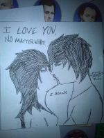 I Love You.  No Matter What by Vampyrica1995