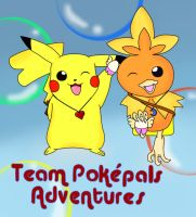 Team Pokepals Cover by xxGaby1699xx