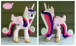 12 inch Princess Cadence Plush by PlushActionToys
