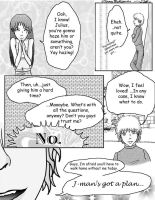 Romeo and Julius- Page Four by wulfiesacolyte
