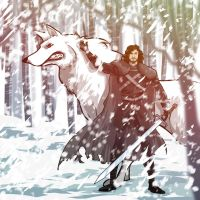 Game of Thrones - The Animated Series by antzvu
