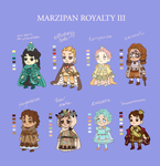 Set Price Adopt: Marzipan Royalty III [OPEN] by lave-li
