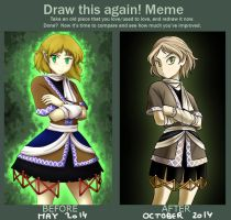 DTA Meme - May and October 2014 by Velkia