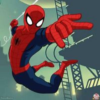 ultimate spiderman show preview by megasonicbros