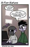 Do You Smell Blood? by MFM-comics