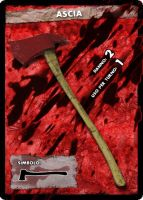 LEFT 4 DEAD 2 -Board game card by towermax