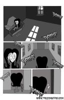 Hallowhaus Issue 3 - Page 2 by thezombified