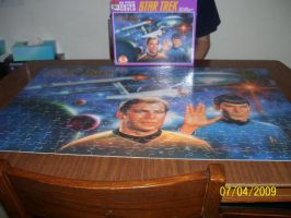puzzle star trek 1 by CaptainBarringer