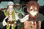 Sinon/Asada Shino [Birthday Gift] by Rizun27