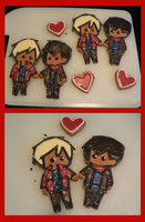 Merry Merthur Cookies by Gepardikinonkissa