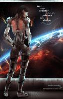 Commander Shepard Resolution by Gigi-FenixPhoenix