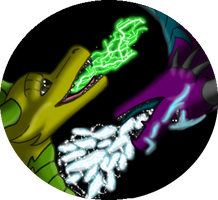 Element Whirlpool by dragon-of-the-shadow