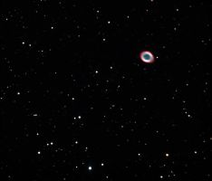 Planetary Nebula in Lyra by Todd-Sullest