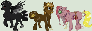 Draw to Adopt October 2013! by DragFairy