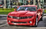Blood Red Camaro HDR by evrengunturkun