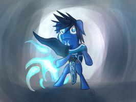 Jace, Pony Sculptor by ThorinsBlade