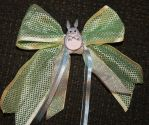 Totoro Nerd bow by Little-Mad-Hatter992