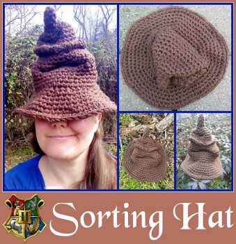 Sorting Hat by VelvetKey