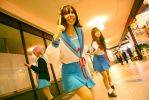 The Melancholy of Haruhi Suzumiya by Phavorianne