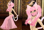 SL Toni in a Harem outfit by Toni-Technaclaw