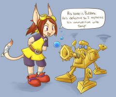 Defective Turrets by RinTheYordle
