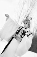 Genjo Sanzo (Winter shot) by Megane-Saiko