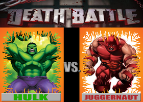 Death Battle Fight Idea 13 by Death-Driver-5000