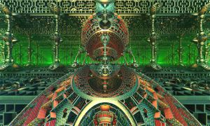Jade Temple by psion005