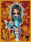 LoL Advent 2014 - Day 7 - Irelia by enchanted-enigma