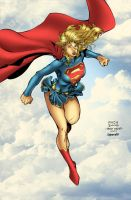 Super Girl just for fun by Javilaparra