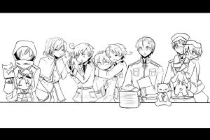 WIP International Ouran meetin by Jin-E