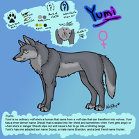 Yumi Reference page by WolfArtC