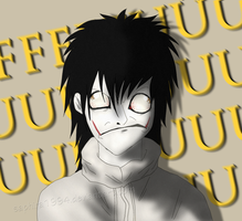 Jeff The Killer RAGEFACE! by Sapphiresenthiss