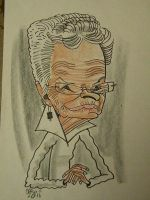 live Caricature 20 by aaronphilby
