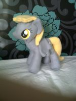 Derpy Hooves Plush by DappleHeartPlush