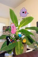 Adventure Time Hangin' On A Tree by FinalFantasyWarrior