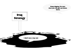 Iraq War Strategy by damien1247