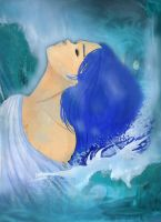 Goddes of Water by Magical-Dreamers