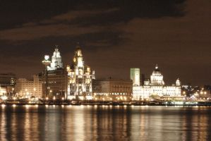 Liverpool at night1 by meaty