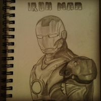 Iron Man by SavvyShade