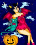 Happy Halloween! by Rida-chan999