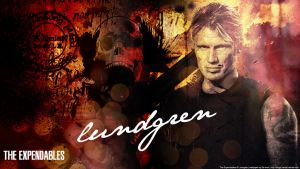 Lundgren - The Expendables by De-monVarela