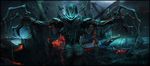 Banner Harbinger of Death by SGTROCK117